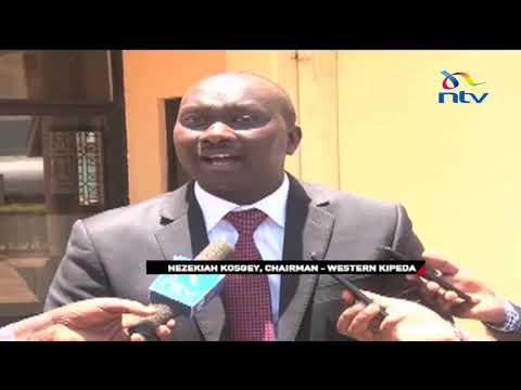 Government invests in a new loading facility at KPC's Eldoret depot