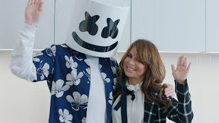 Cooking with Marshmello: How To Make Açaí Bowls (Feat. Paula Abdul)