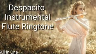 despacito instrumental flute ringtone #despacito mp3