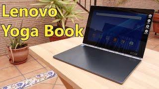 Lenovo Yoga Book, la tablet más original hasta el momento