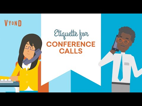 Etiquette for Conference Calls   Training Video - YouTube