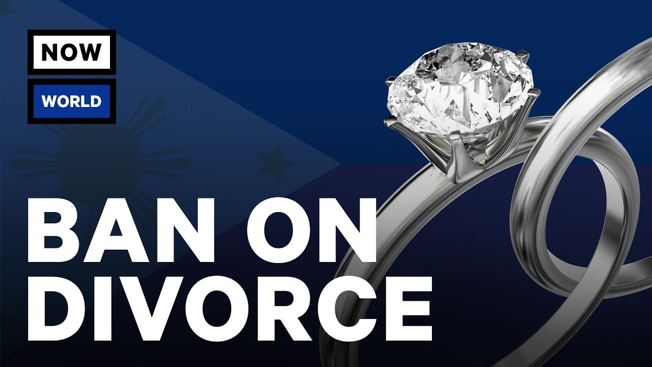 Will The Philippines Finally Legalize Divorce? | NowThis World thumbnail