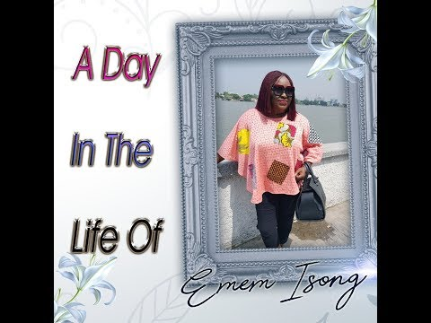 A day in the Life of Top Nollywood Filmmaker- Emem Isong.