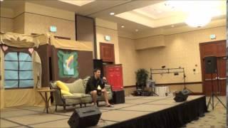 Daniel Ingram Friday Panel@ The Grand Brony Gala 2015