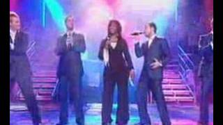 donna summer & westlife - no more tears enough is enough