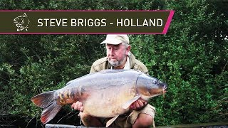 Carp Fishing   Steve Briggs In Holland!