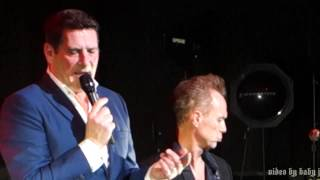 Spandau Ballet-THIS IS THE LOVE-Live @ The Warfield, San Francisco, CA, January 23, 2015-NEW SONG!!