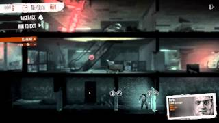 This War Of Mine - Day 6 | Boarding up my House | 60 FPS