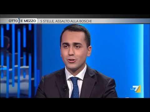"""Di Maio: """"Se vinciamo a Roma sì alle Olimpiadi"""""""