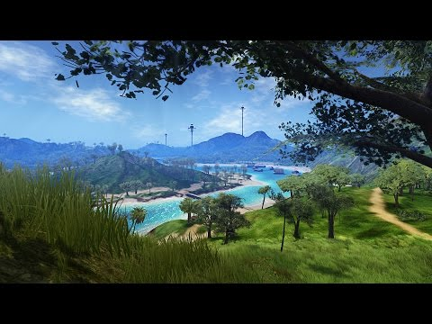 Radiation Island Trailer thumbnail