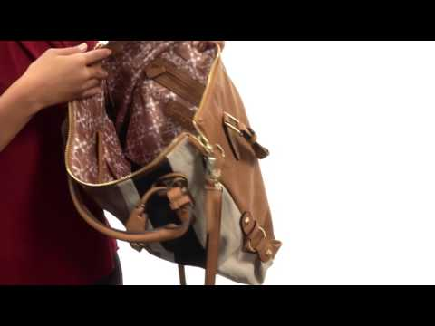 Jessica Simpson Ryanne Top Zip Tote  SKU:8856436