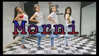 MORNI | SUNANDA SHARMA | JAANI | Dance Cover |Thedanzaland