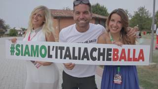 SIAMO L'ITALIA CHE BALLA - PROMO 4 Settembre 2016