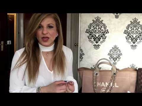 Chanel Deauville Tote Review