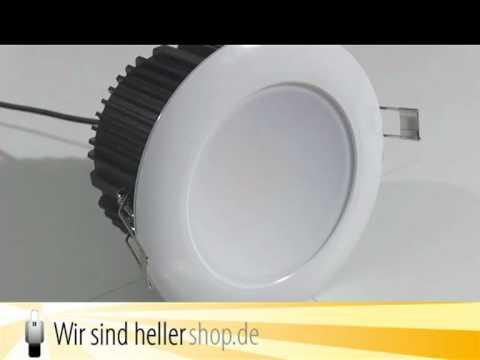LED Deckeneinbauleuchte 15W Warmweiß 836 Lumen