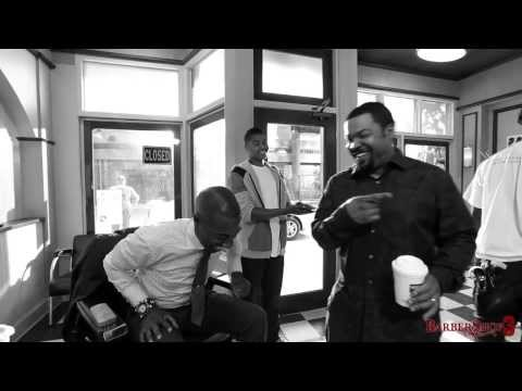 Barbershop: The Next Cut (First Look)