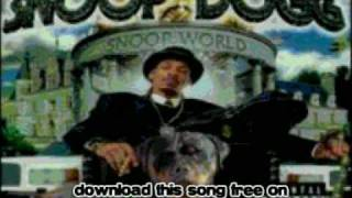 snoop dogg - Don't Let Go - Da Game Is To Be Sold, Not To