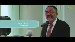 Universitas Nasional – Sidang Doktoral S3 Harun Umar