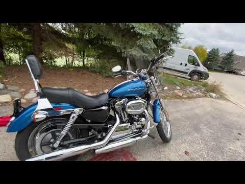 2005 Harley-Davidson Sportster® XL 1200 Custom in Muskego, Wisconsin - Video 1