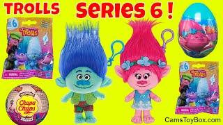 Trolls Series 6 Blind Bags Poppy Mega Keychain Opening Surprise Toys Dreamworks Fun