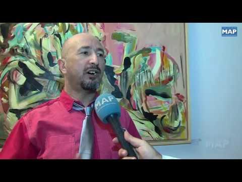العرب اليوم - شاهد: معرض جماعي بوجدة لفنانين مغاربة مقيمين في الخارج