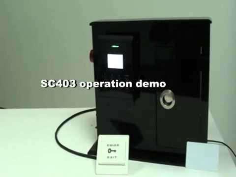 SC403 Access Control Demo