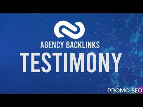 Agency Backlinks Testimonial by Dan Grant | White Label Link Building Company
