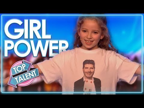 FANTASTIC Female MAGICIANS On Got Talent Around The World! | Top Talent