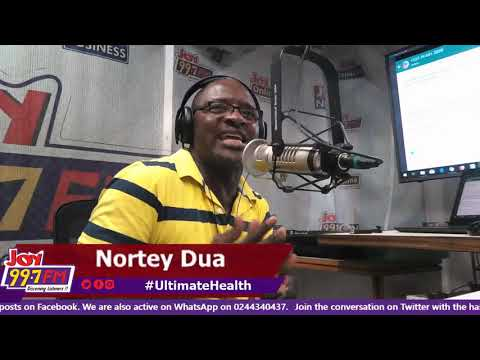 Infertility and Assisted Reproduction - Ultimate Health on Joy FM (23-9-18)