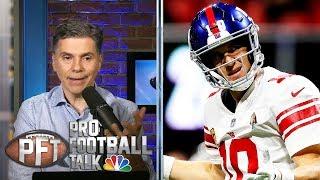 Can Eli Manning help Daniel Jones' development with Giants?   Pro Football Talk   NBC Sports