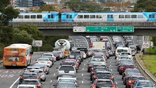 Why Melbourne Traffic Is So Bad