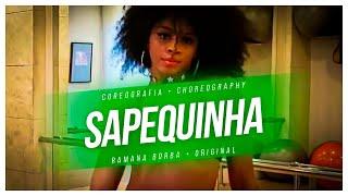 Lexa E Mc Lan   Sapequinha (Coreografia Oficial) Ramana Borba