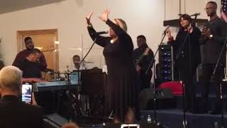 "Anita Wilson ""Speechless"" live at Grace Cathedral Ministries"