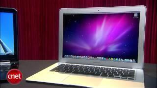Samsung 9 Series vs. Apple MacBook Air