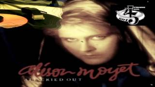 All Cried Out/Steal Me Blind - Alison Moyet ‎1984 (Facciate:2)