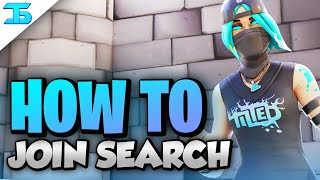 How to Join Team Search | 15k Recruitment! (Join a Fortnite Clan) #SearchTFup