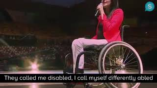 Ability with disability