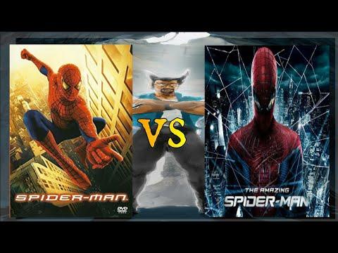Spierman versus Spiderman #YoMeQuedoEnCasa - YouTube