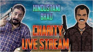 Hindustani & Gaitonde Bhau Charity Live Saturday | Full Dhamaal Support Guys