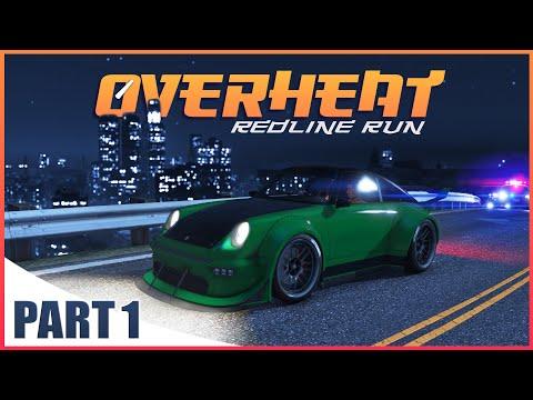 GTA V Movie - OVERHEAT [4K] видео