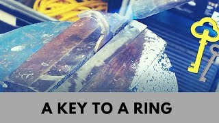 How to transform a Key a to Ring