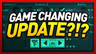 Knights and Dragons - GAME CHANGING UPDATE?!? Upcoming April 2018 LEAKS! (Water - Season 21)