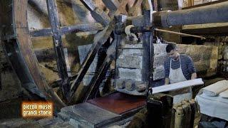 preview picture of video 'Piccoli musei, grandi storie - Antica Stamperia Artigiana Marchi. Santarcangelo di Romagna (RN)'