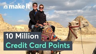 How One Man Earned 10 Million Credit Card Points
