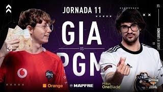 Vodafone Giants VS PENGUINS | Jornada 11 | Temporada 2019 Verano