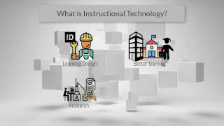 What Is Instructional Design And Educational Technology