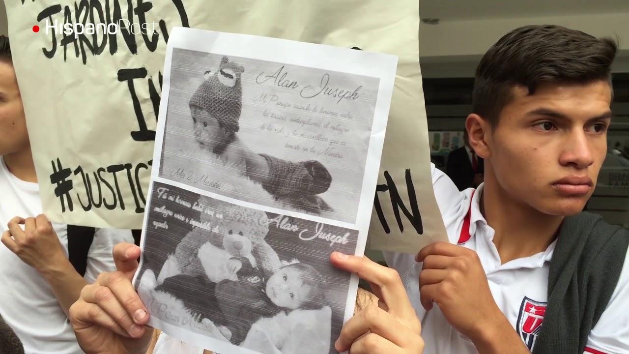 Joven madre pide justicia: dejó a su bebé en un jardín infantil en el que murió