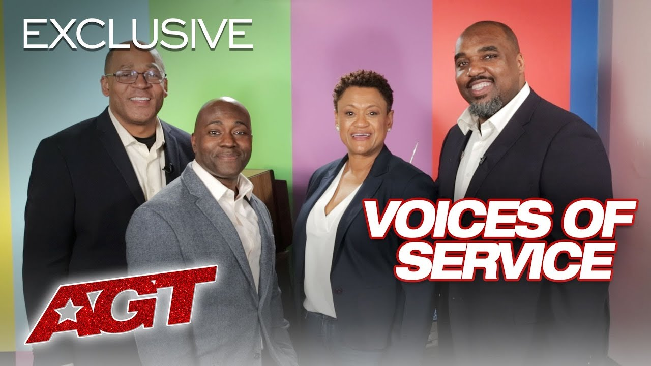 Voices of Service Speaks On The Importance of Music - America's Got Talent 2019 thumbnail