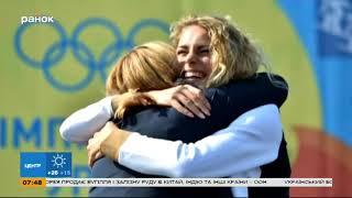 День физкультуры и спорта: Анастасия Даугуле на Олимпийском уроке