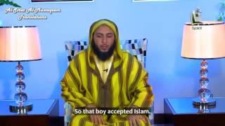 A Jewish Lady leaves a Muslim Imam unable to Respond - Sh. Saeed Al-Kamali